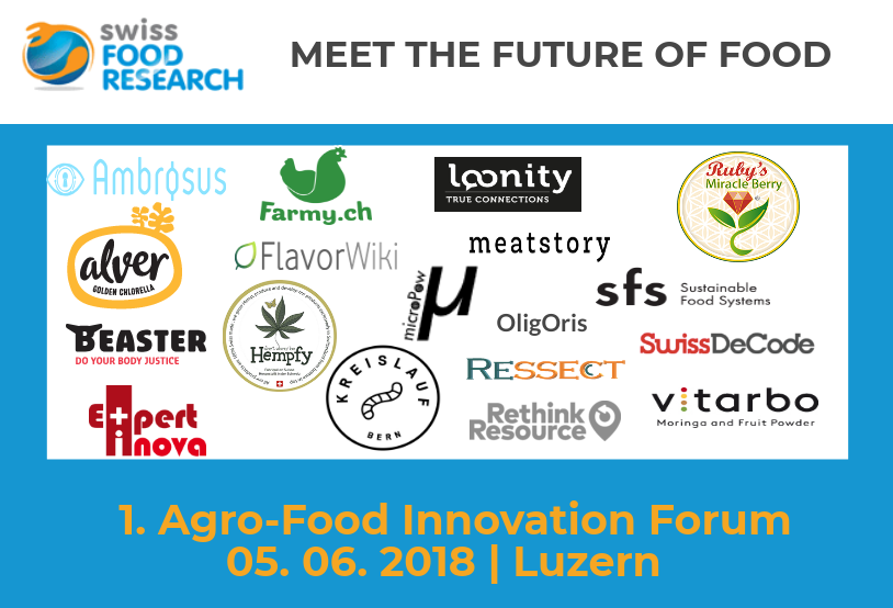 1er Agro Food Innovation Forum
